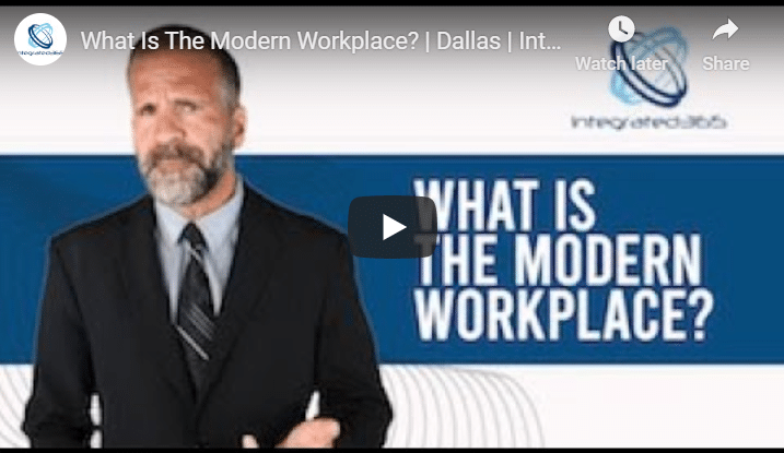 Why The Modern Workplace Make Sense For Dallas Organizations