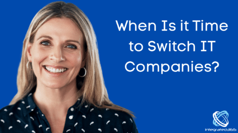 When Is it Time to Switch IT Companies_